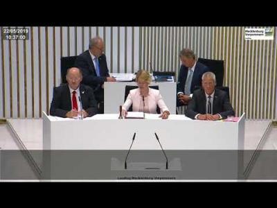 Landtagspräsidentin Mv